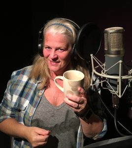Sonar Artist Cary L - more vocals and a cup of tea